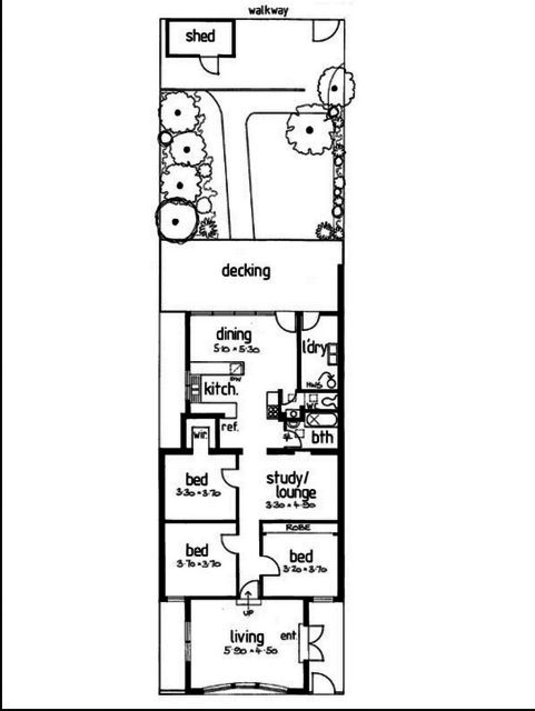 736 High St Floorplan